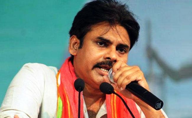 will start political yatra from Kondagattu, tweets Pawan Kalyan - Sakshi