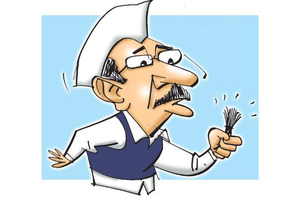 madhav singaraju unwritten diary Arvind Kejriwal - Sakshi