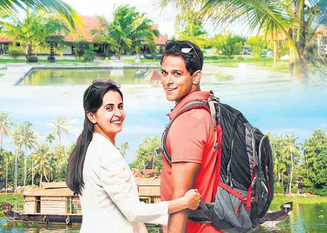 Bharat No. 1 in Wellness tourism by 2020 - Sakshi