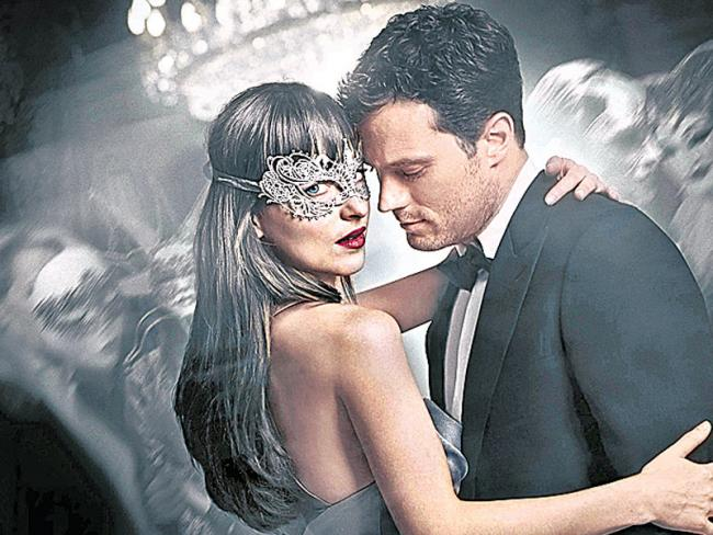 How Much Fifty Shades Freed Could Make Opening Weekend - Sakshi