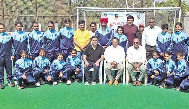 national camp of hockey ends  - Sakshi