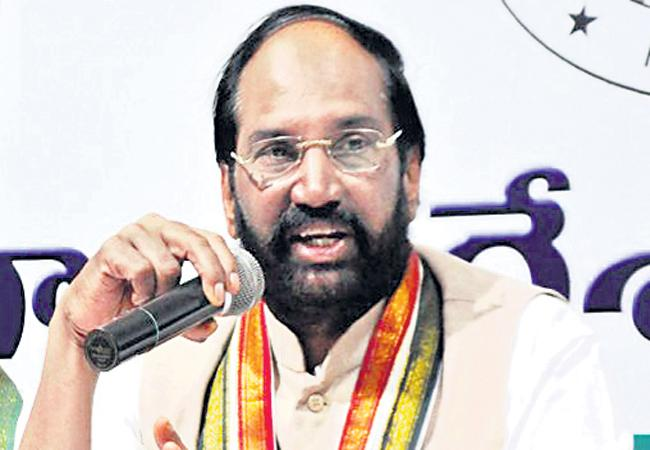 congress to sweep south telangana, says uttamkumar reddy - Sakshi