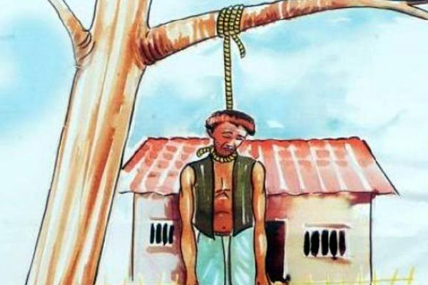 Two farmers suicide - Sakshi
