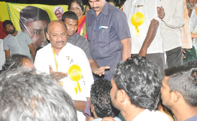 tdp Activists ask to ayyanna pathrudu post for narra balakrishna - Sakshi