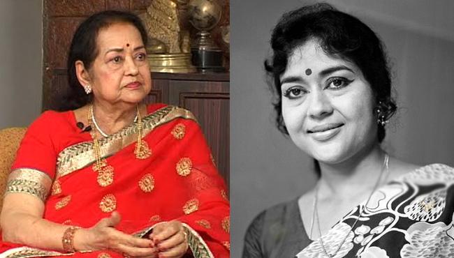 Actress Krishna Kumari Passed Away - Sakshi