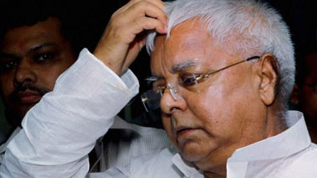 Lalu Prasad Yadav found guilty  by Special CBI court in Ranchi - Sakshi
