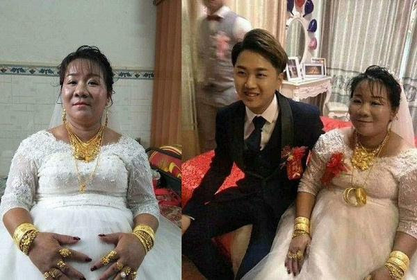 23-year-old Chinese man marries 38-year-old woman  - Sakshi