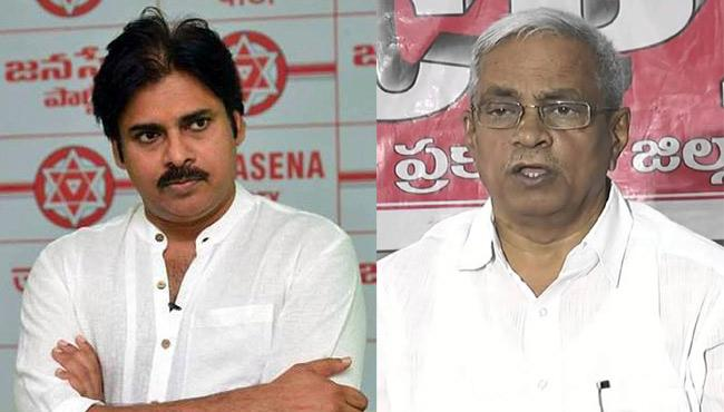 CPM Madhu places Jana Sena on top