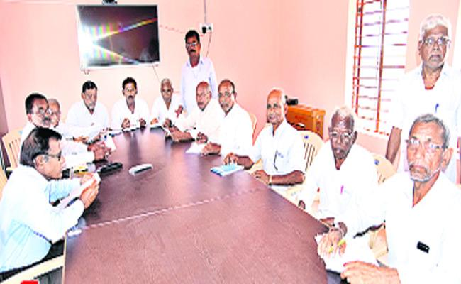day care centre for senior citizens in mancherial - Sakshi