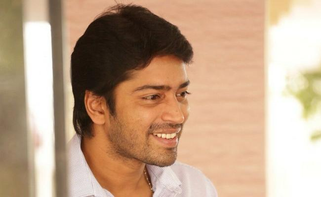 Allari Naresh and Bheemineni Srinivas Movie Started - Sakshi