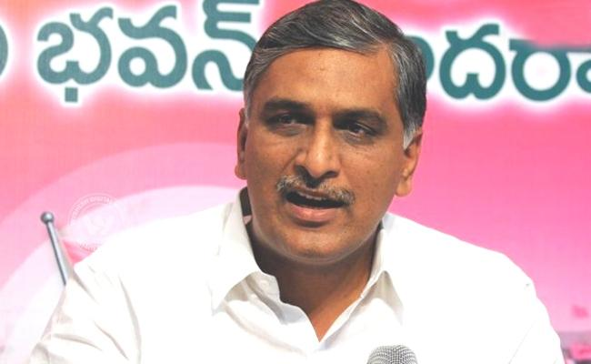 congress is daydreaming about 2019 election results, says harish rao - Sakshi