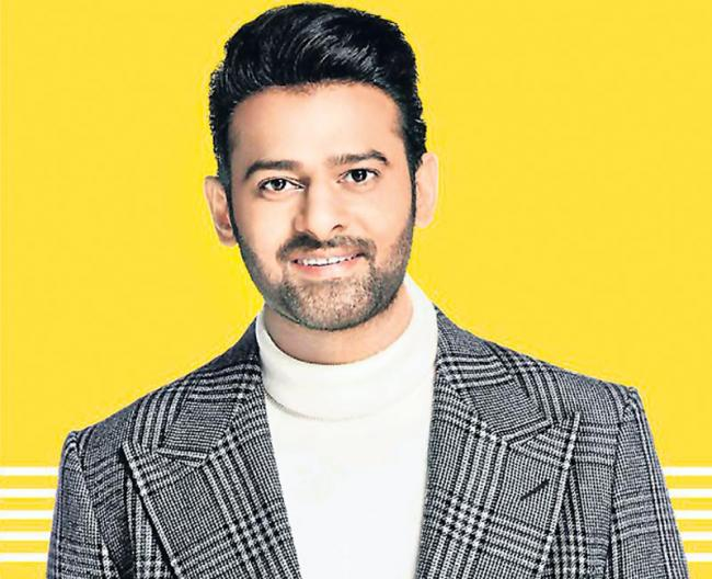 After Saaho, Telugu superstar Prabhas to be seen in a Bollywood romantic film - Sakshi