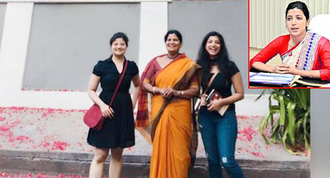 special story on IAS officer amrapali - Sakshi