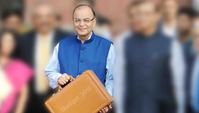 Arun Jaitley to break tradition, to deliver budget in Hindi - Sakshi