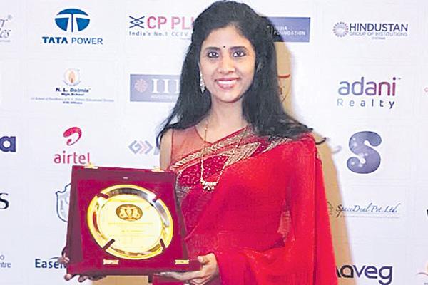 asias greatest brands 2017 award get sri chaitanya - Sakshi