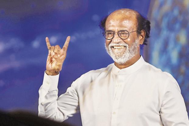 actor vishal supports rajinikanth - Sakshi