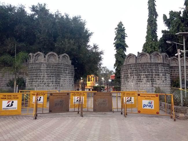 Bhima Koregaon attack may be fall-out of vandalism of Dalit icon's tomb last week - Sakshi
