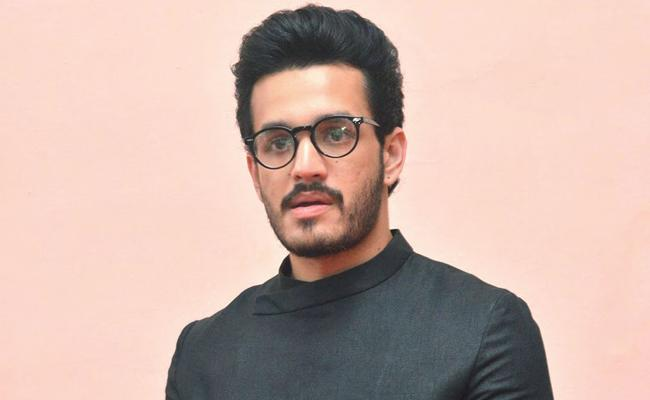 Akhil to announce third film details soon - Sakshi