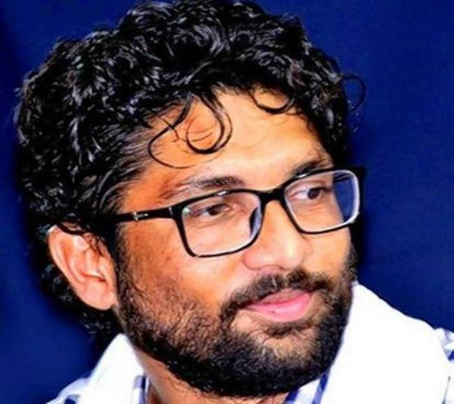 I am being targeted by BJP Sangh: Jignesh Mevani - Sakshi