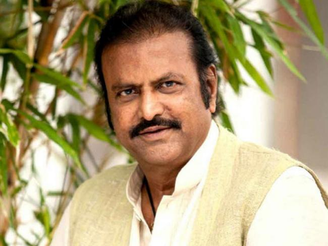 Mohan Babu busy with this 'work', three shifts! - Sakshi