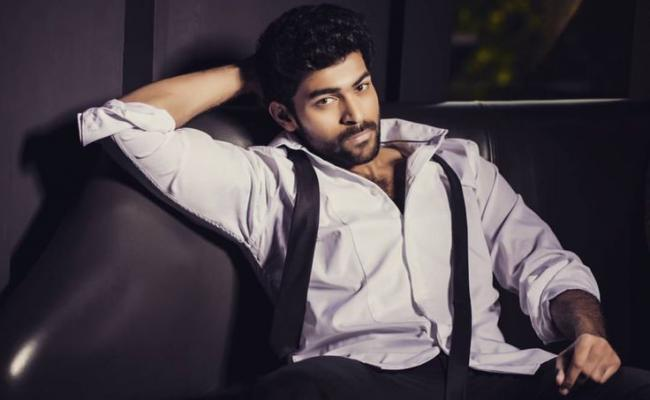 Varun Tej on future projects - Sakshi