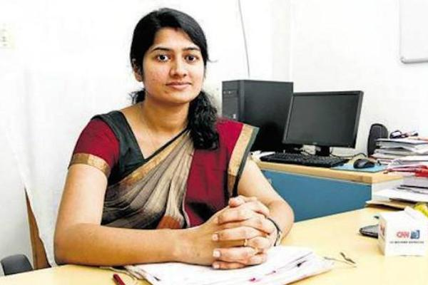 news about ias officer anupama - Sakshi