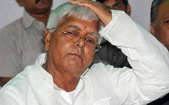 Lalu Prasad will do in jail to earn Rs 93 per day - Sakshi