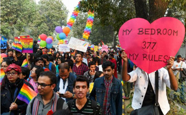 Supreme Court To Revisit Section 377 in CrPC - Sakshi