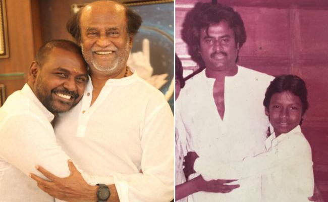 from my childhood as a Thalaivars Fan, says Raghava Lawrence - Sakshi