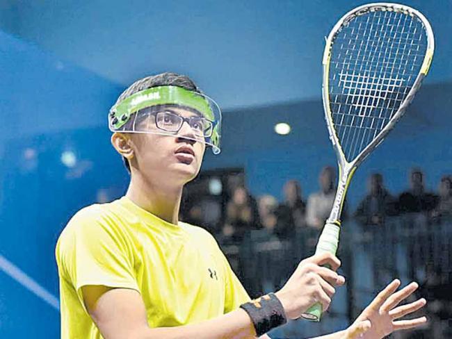 Neel Joshi falters in final hurdle at British Junior Open squash - Sakshi