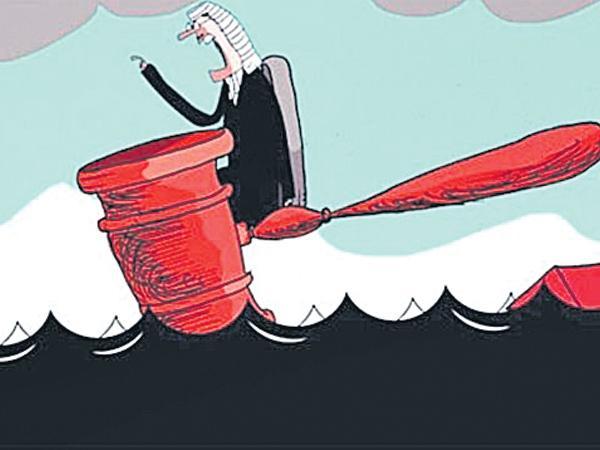 Abk prasad writes opinion for justice chelameswar - Sakshi
