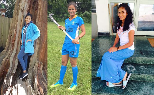indian hockey goalkeeper rajini special story - Sakshi