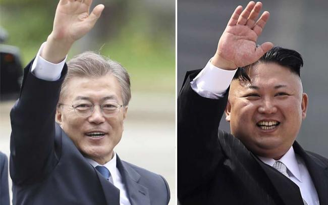 North Korea's Kim invites South Korean president for summit: South Kor - Sakshi