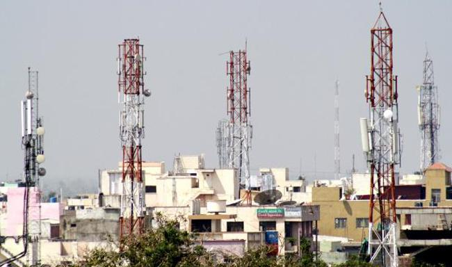 cell tower radiation is harmful to health - Sakshi