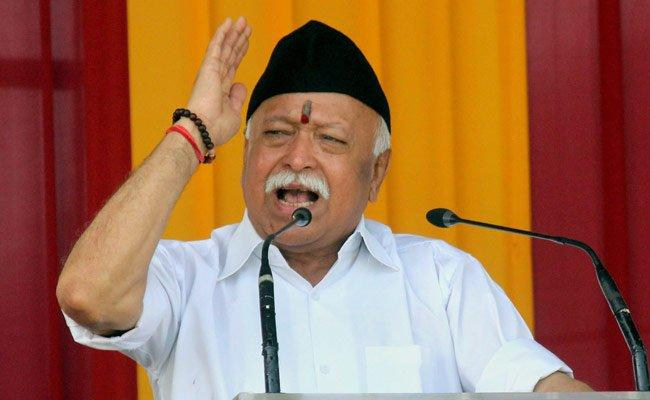 We can Prepare An Army for India, says Mohan Bhagwat - Sakshi