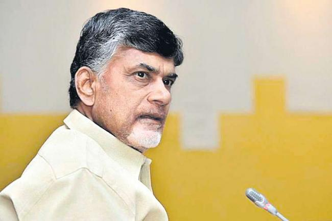 Chandrababu naidu on Top in Richest CM in India - Sakshi