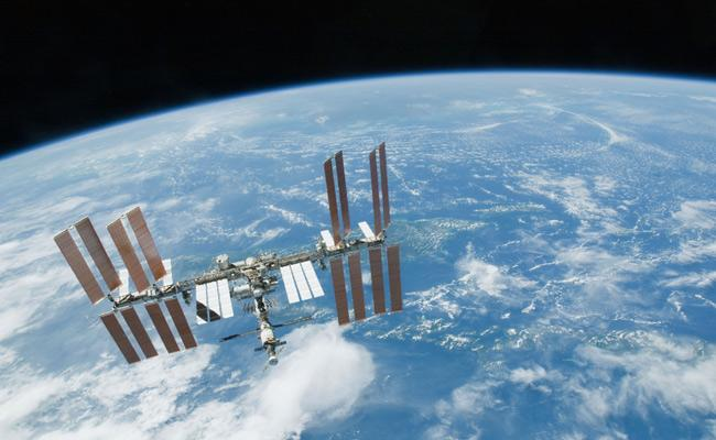US plans to privatise International Space Station - Sakshi