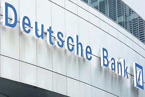 Deutsche Bank report on gdp - Sakshi