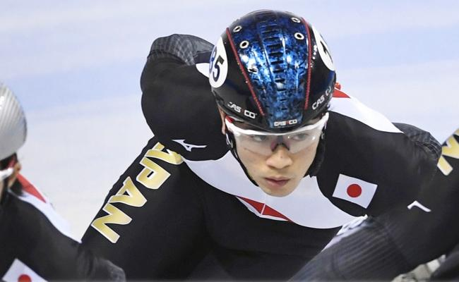 Japan skater Kei Saito expelled from Winter Olympics for dope test fail - Sakshi