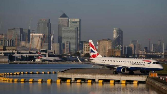 London City Airport closed after WWII bomb discovered - Sakshi