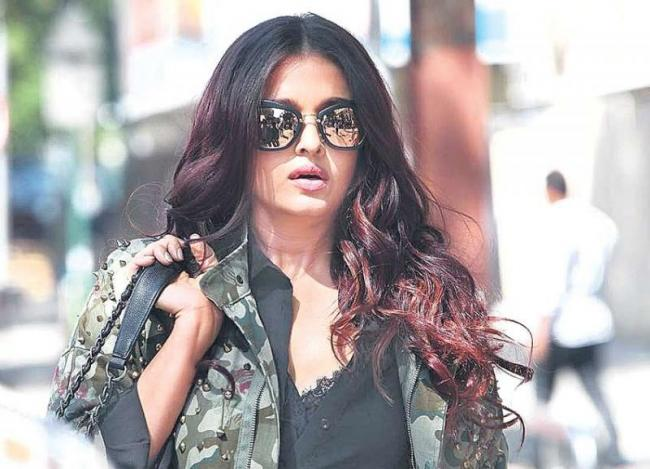 Aishwarya Rai Bachchan's Look From Fanne Khan Is Out And You Better Not Miss It! - Sakshi