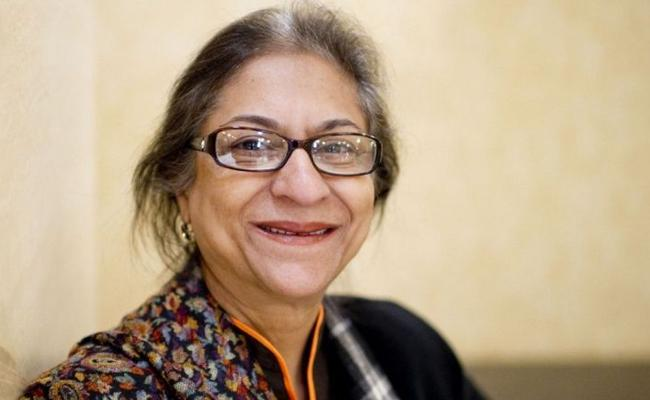 Mallepally Laxmaiah tribute to pakistani rights activist Asma Jahangir - Sakshi