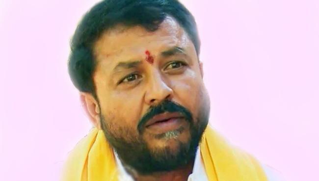 Disqualification of tdp MLA Chintamaneni Prabhakar sought?  - Sakshi