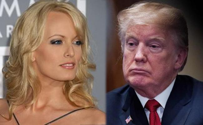 Michael Cohen confirms Trump Deal with Adult Star - Sakshi
