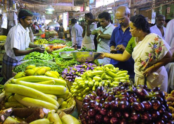 Annual wholesale price inflation eases in January - Sakshi