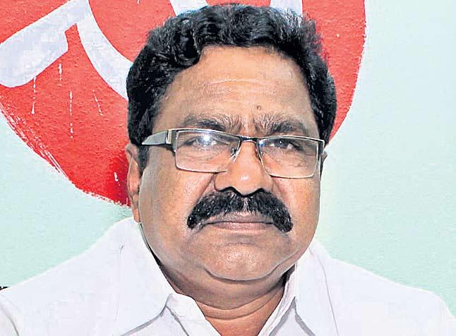 julakanti ranga reddy says Increase pension centers - Sakshi
