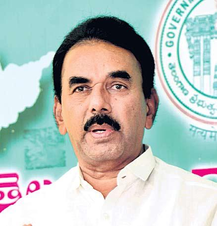 Minister Jupally Krishna Rao counter to Congress leaders - Sakshi