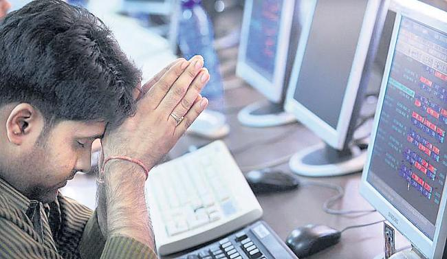 stock market's worst-case scenario is playing out - Sakshi