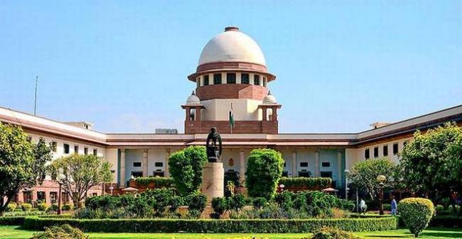 Supreme Court hearing Orissa's petition on polavaram issue - Sakshi