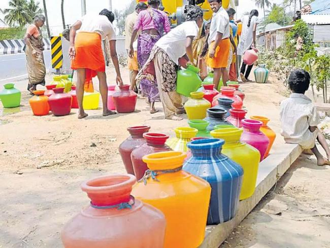 After Cape Town, Bengaluru set to face major water crisis - Sakshi
